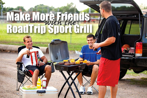 RoadTrip Sport Grill at Soccer Game