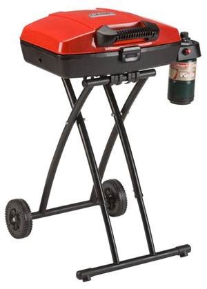 RoadTrip Sport Grill with Attached Propane Gas Tank